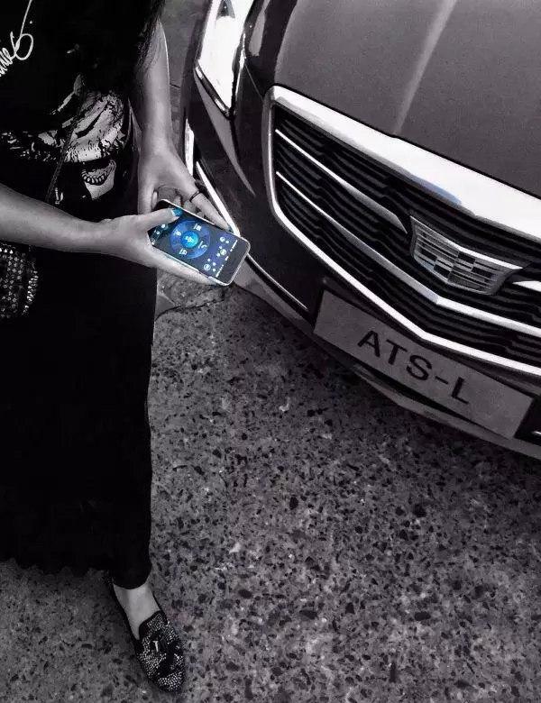 驾赏新款凯迪拉克ats l风尚豪华轿车高清图片